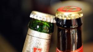 Der größte Bierbrauer der Welt entsteht