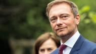 Lindner will mit FDP drittstärkste Kraft werden