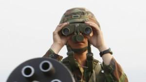 Militärische Aufklärung in Alarmbereitschaft