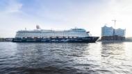 Was hinter der Entstehung eines Kreuzfahrtschiffs steckt