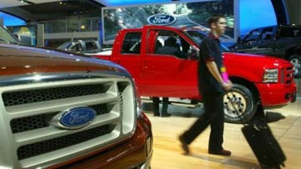 Weitere Belastung für Zinstitel von Ford