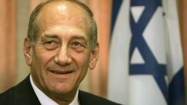 Olmert kündigt Rückzug aus Westjordanland an