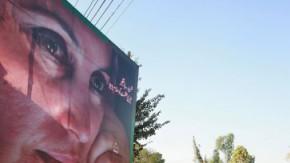 """""""Märtyrerin"""": Trauer um Bhutto am Anschlagsort in Rawalpindi"""