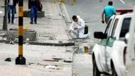 Bombenanschlag neben Stierkampfarena in Bogota