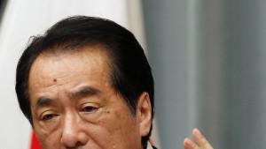 Japans Regierungschef geht auf Anti-Atom-Kurs
