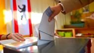 Berliner wählen neues Abgeordnetenhaus