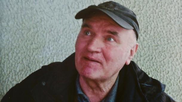 Mladic wieder vor Untersuchungsrichter