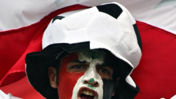 Fußball in der Todeszone