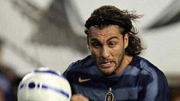 Abhörskandal weitet sich aus: Inter beschattete Vieri