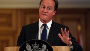 Cameron und eine zweite Chance zu viel