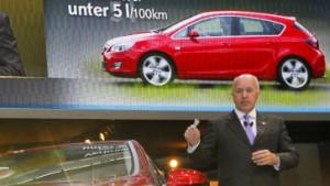 Neue Bescheidenheit auf dem Weg zu New Opel
