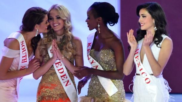 Medizinstudentin aus Südafrika ist neue Miss World