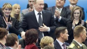 Putin bleibt der politische Führer