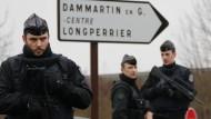 Mutmaßliche Attentäter von Paris aufgespürt