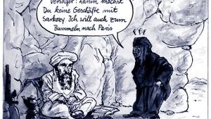 Ein beheiztes Beduinenzelt mitten in der Stadt