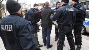 Hamburg streitet über sein Gefahrengebiet