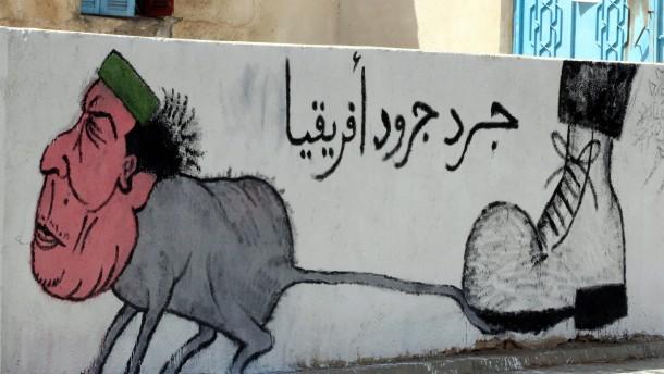 Gaddafi wollte Israel auf seine Seite ziehen