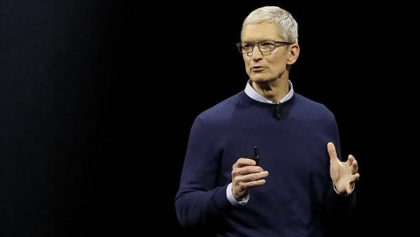 Das stellte Apple 2017 vor