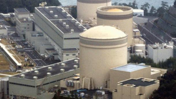 Vier Tote bei Unfall in japanischem Atomkraftwerk