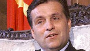 Mazedonischer Präsident stirbt bei Flugzeugabsturz