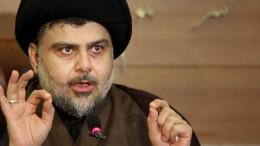 Schiitischer Geistliche Al-Sadr gewinnt