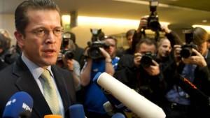 Guttenberg: Die Vorwürfe sind zusammengebrochen