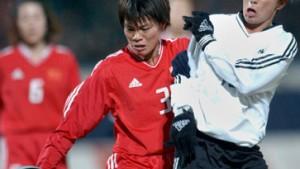Heilsame Niederlage für Fußballfrauen