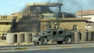 Zusammenstöße zwischen Irakern und Amerikanern sind an der Tagesordnung