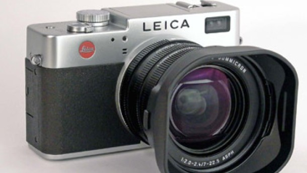 Sie pixelt wie eine richtige Leica