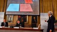 Thouless, Haldane und Kosterlitz mit Physik-Nobelpreis ausgezeichnet