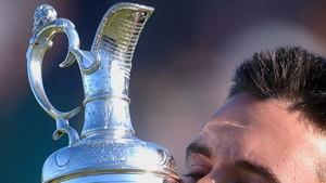 Außenseiter Ben Curtis gewinnt die British Open
