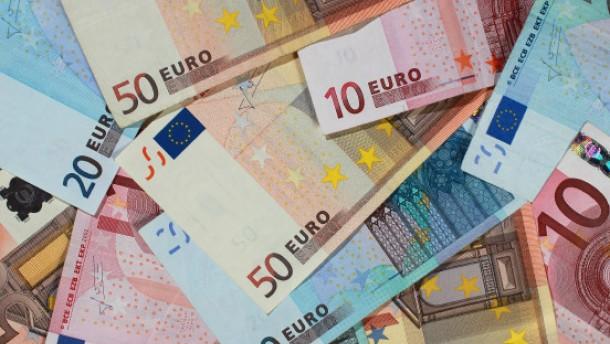 Wachsende Furcht vor Inflation treibt die Zinssätze