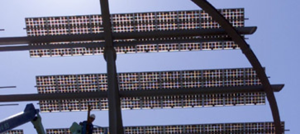 Energie Zerkluftete Solarzellen Physik Mehr Faz