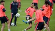 Bayern will gegen Atlético Madrid das Ruder rumreißen