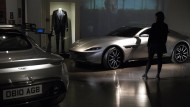 Autoausstellung im London Film Museum