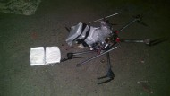 Drohne als Drogenkurier