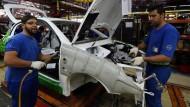 Iran hofft auf Auto-Boom