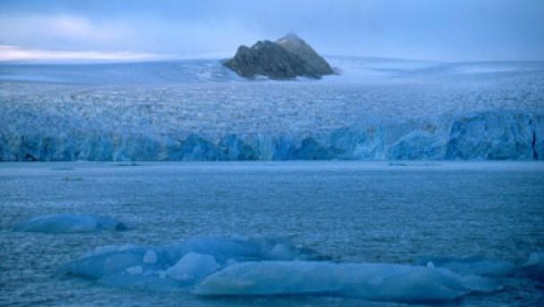 Norwegische Arktis-Insel als Mars-Ersatz