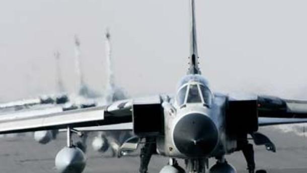 Tornados in Afghanistan gelandet