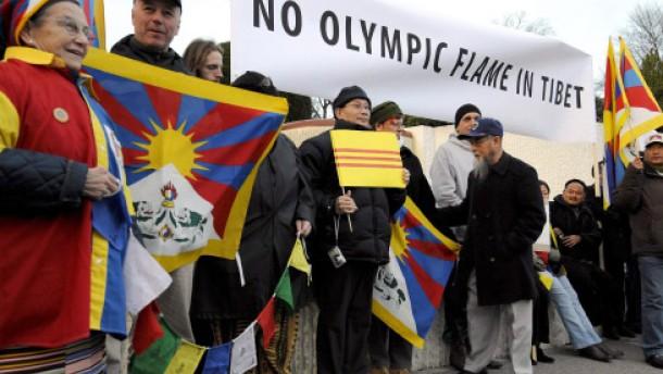 EU-Kommissarin droht mit Olympia-Boykott