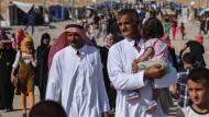 Hunderte Menschen aus Mossul befreit