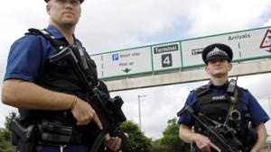 Großbritannien rüstet zum Anti-Terrorkampf