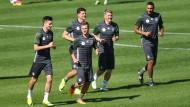 DFB-Team bereit für Viertelfinale gegen Italien