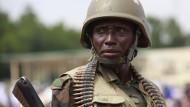 Niger schickt Truppen nach Nigeria