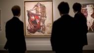 Werke deutscher Künstler erzielen Höchstpreise