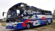 Tote bei Busunglück auf Kuba