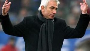 Van Marwijk muß gehen, Hitzfeld will nicht kommen