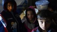 Flüchtlingskinder: Eine grauenhafte Reise