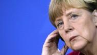 Deutsche Politiker verurteilen Proteste