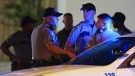 Wieder Polizisten in Amerika erschossen